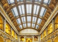 Surrogate's Court Skylight Restoration