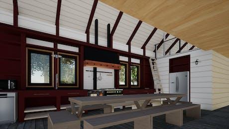 Taitahue Cottage   Chiloé   Chile