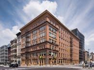 Knickerbocker Telephone Company Building