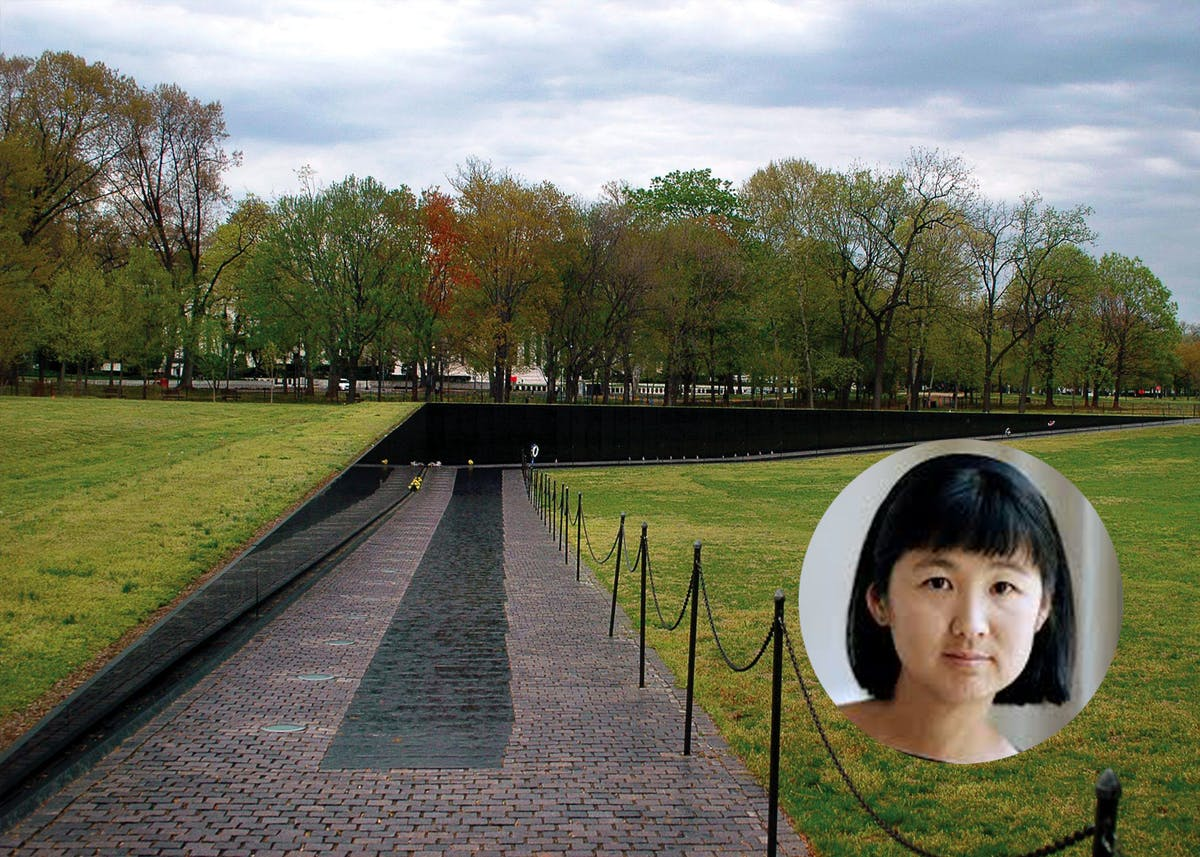 From a B at Yale to a Built Memorial: Maya Lin's Vietnam Memorial |  Features | Archinect