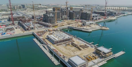 Family Hotel for Hilton at Yas Island in Abu Dhabi,UAE
