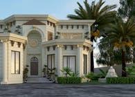 classical architecture residence design