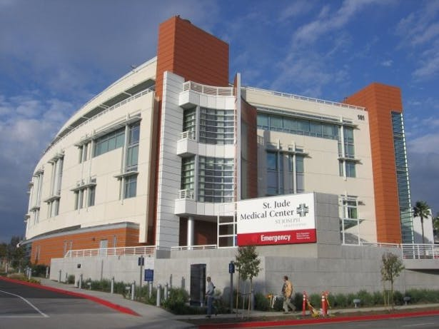 Find A Doctor At St Jude Medical Center Fullerton Ca Hospital >> St Jude Medical Center Ronny Johnson Archinect