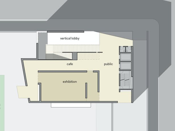 Fourth Floor / Exhibition