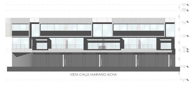 Urban Style Pampa - Acha view