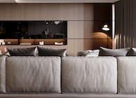 Apartment C - 3d renderings