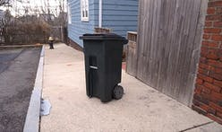 This garbage can drives itself to your curb