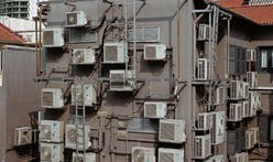 Can air conditioners be used to offset carbon emissions?