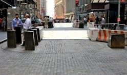World Trade Center Bosses Turn Site into Grim Fortress