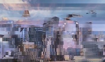 """NFT artwork inspired by Calvino's """"Invisible Cities"""" explores visions of urbanism; real and imagined"""