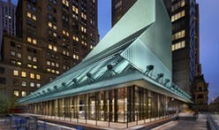 The new Stavros Niarchos Foundation Library opens in the heart of Midtown Manhattan