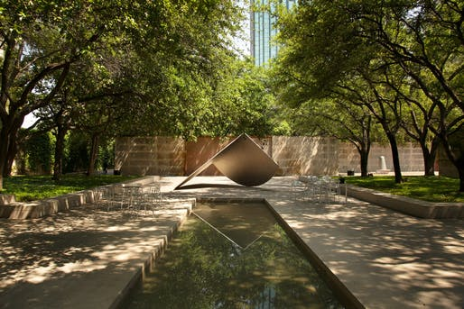 Dallas Museum of Art Image courtesy of The Cultural Landscape Foundation