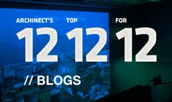 Archinect's Top 12 Blogs for '12