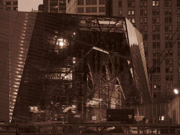 WTC VOEC - Trident Artifacts and Atrium