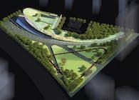 Vanke Art Center Proposal / Studio 7 of Urban Architecture China