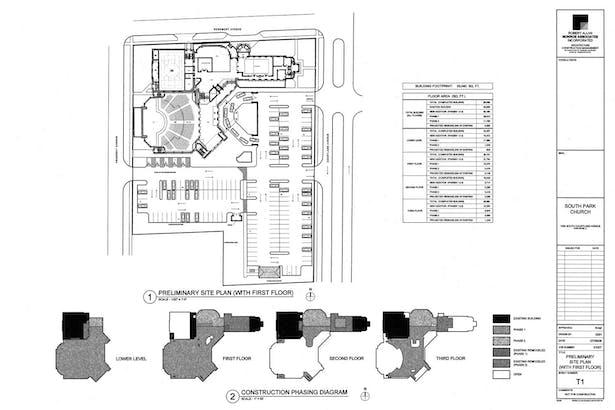 Developed Site Plan