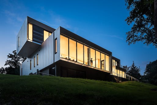 Bridge House by Höweler + Yoon.