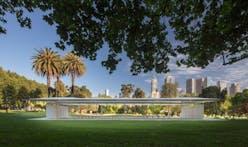 Glenn Murcutt-designed MPavilion opens in Melbourne