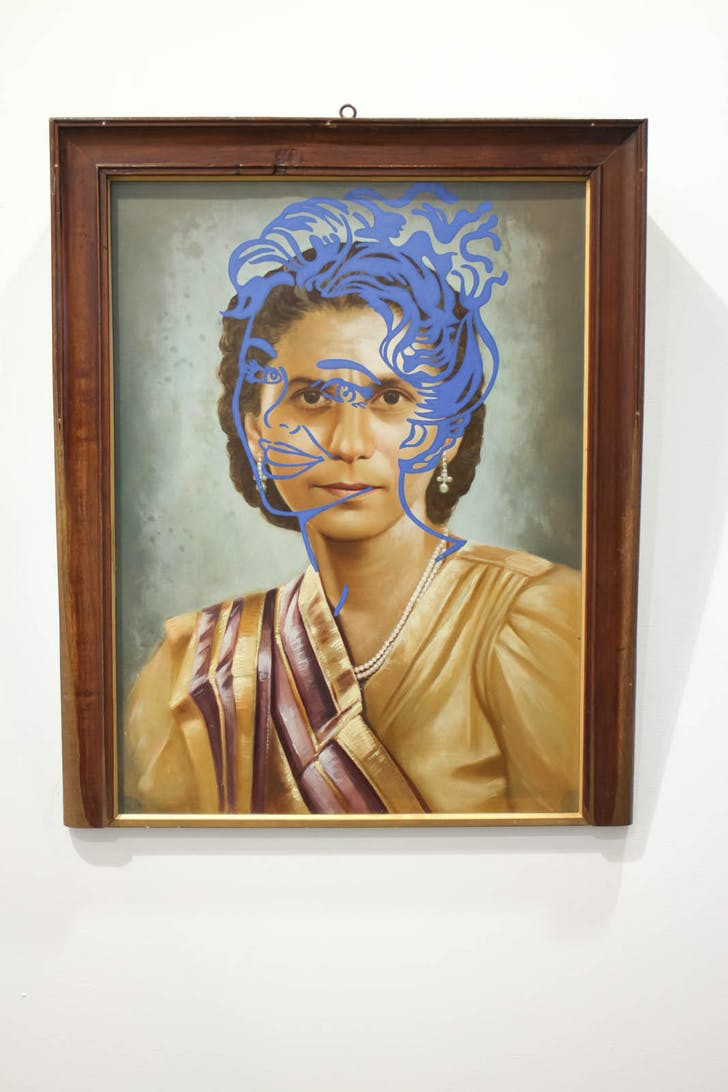 Nandan Ghiya - 'Untitled/Mom'