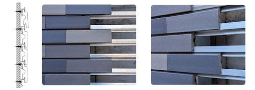 LOPO Brick Facade System