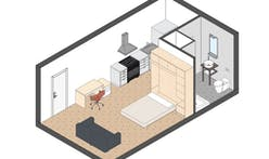 The rise of the micro-apartment