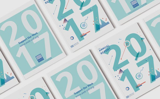 Annual Report - Cover Variations