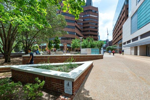 Medical Center Plaza Renovation   Blair + Mui Dowd