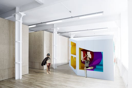 Hefner/Beuys House by Jimenez Lai