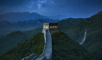 Airbnb offers chance to spend a night on the Great Wall of China