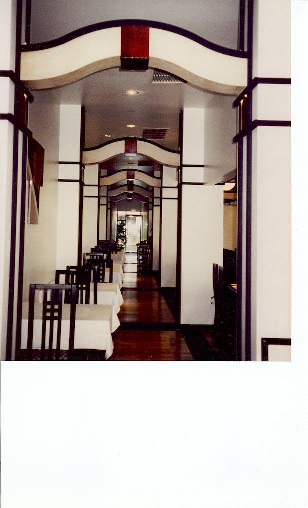 Architects Pacific - Hanatei USA Restaurant, Honolulu HI