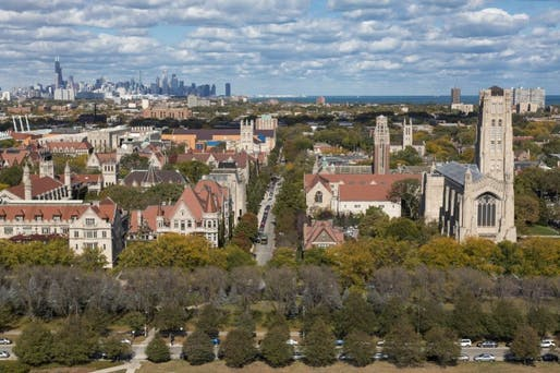 The University of Chicago, home to the largest and one of the oldest university presses in the U.S. Photo by Tom Rossiter/University of Chicago, via nextcity.org