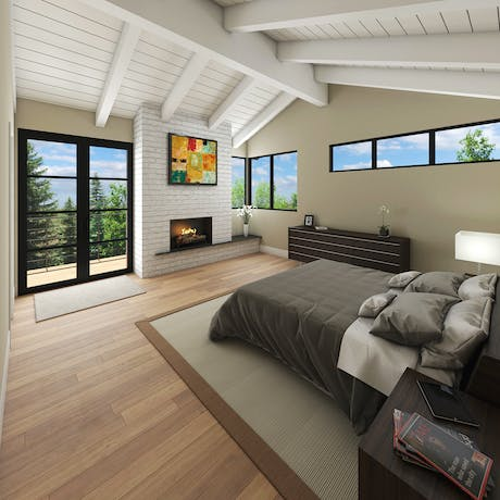 Master Bedroom | Vail, Colorado