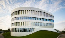 UNStudio-Designed Center for Virtual Engineering Realized + Awarded German Sustainability Prize