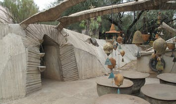 """Leaders of the School of Architecture at Taliesin and Cosanti share their vision for the future of """"organic architecture"""""""