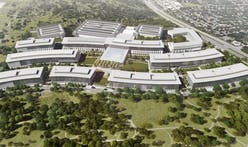 Apple begins construction on $1 billion campus in Austin