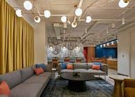 Creative Workspace for Global Brand