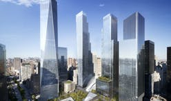 3 World Trade Center by Rogers Stirk Harbour + Partners officially opens