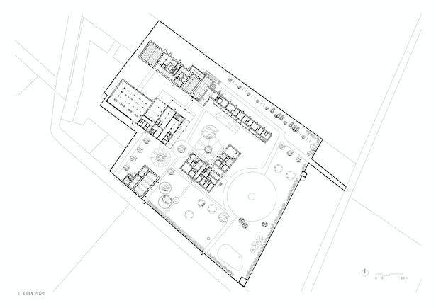 Site Plan ORA