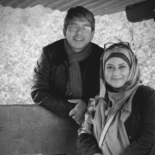 Tanya Karim and Nurur Rahman Khan
