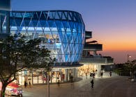 Peak Galleria, a dazzling 'Pearl of the Orient' for all