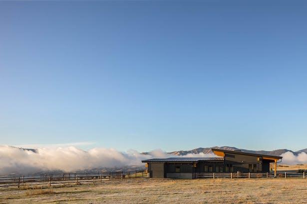 Highcountry House (Photo: Ed Sozinho)