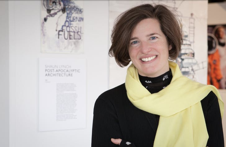 Karen Nelson, Dean of Boston Architectural College. Image courtesy of BAC.