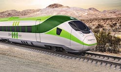 Las Vegas to Southern California high-speed rail project is back on track