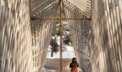 Foster + Partners unveils chapel design for Vatican City's 2018 Venice Biennale pavilion