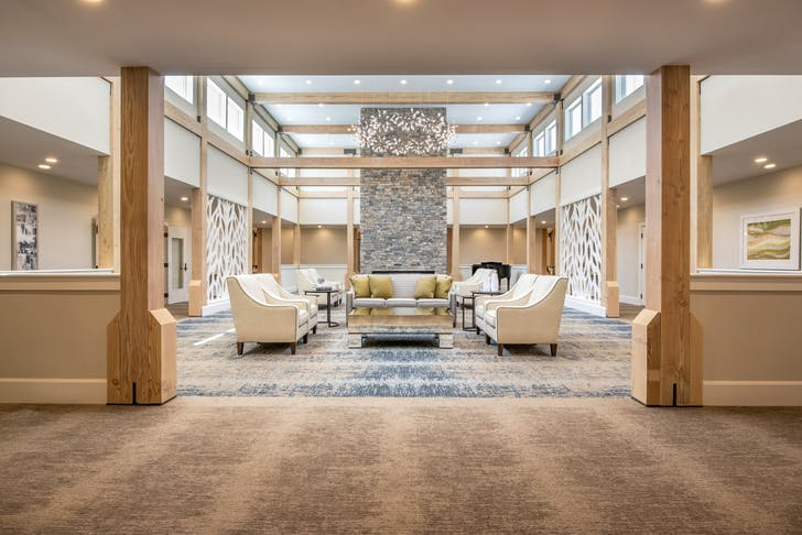 The Architecture Team's Maplewood at Brewster assisted living residences in Massachusetts. Photo courtesy of Mary Prince.