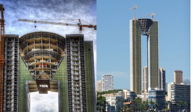 The Intempo 47 Story Skyscraper Builders Forgot To Design Working Elevators Above Lower Floors Its A Blunder Of Astounding Proportions For