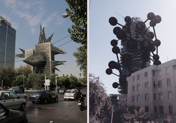 09-Saman Residential-Tehran International Financial Center
