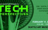Explore collaboration, BIM & smart building technology at Microsol Resources' TECH Perspectives in Seattle