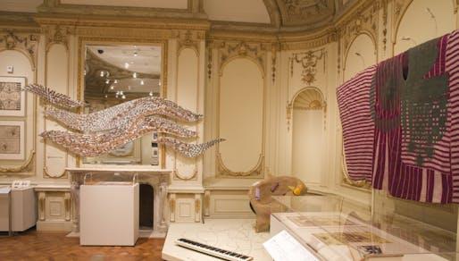 Installation view. Image via cooperhewitt.org.