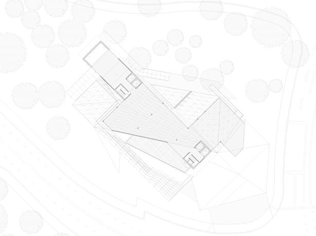 Floor Plan Roof Level